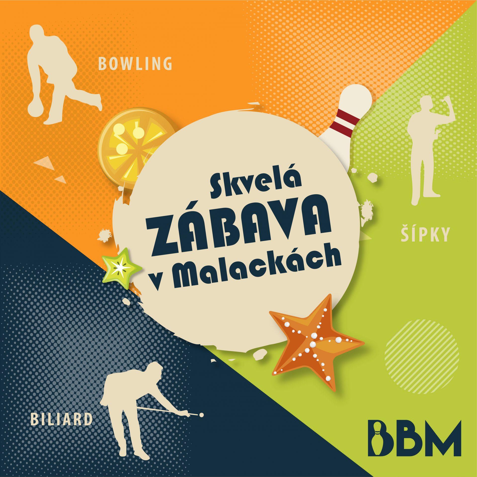 Letná zábava v BBM Malackách