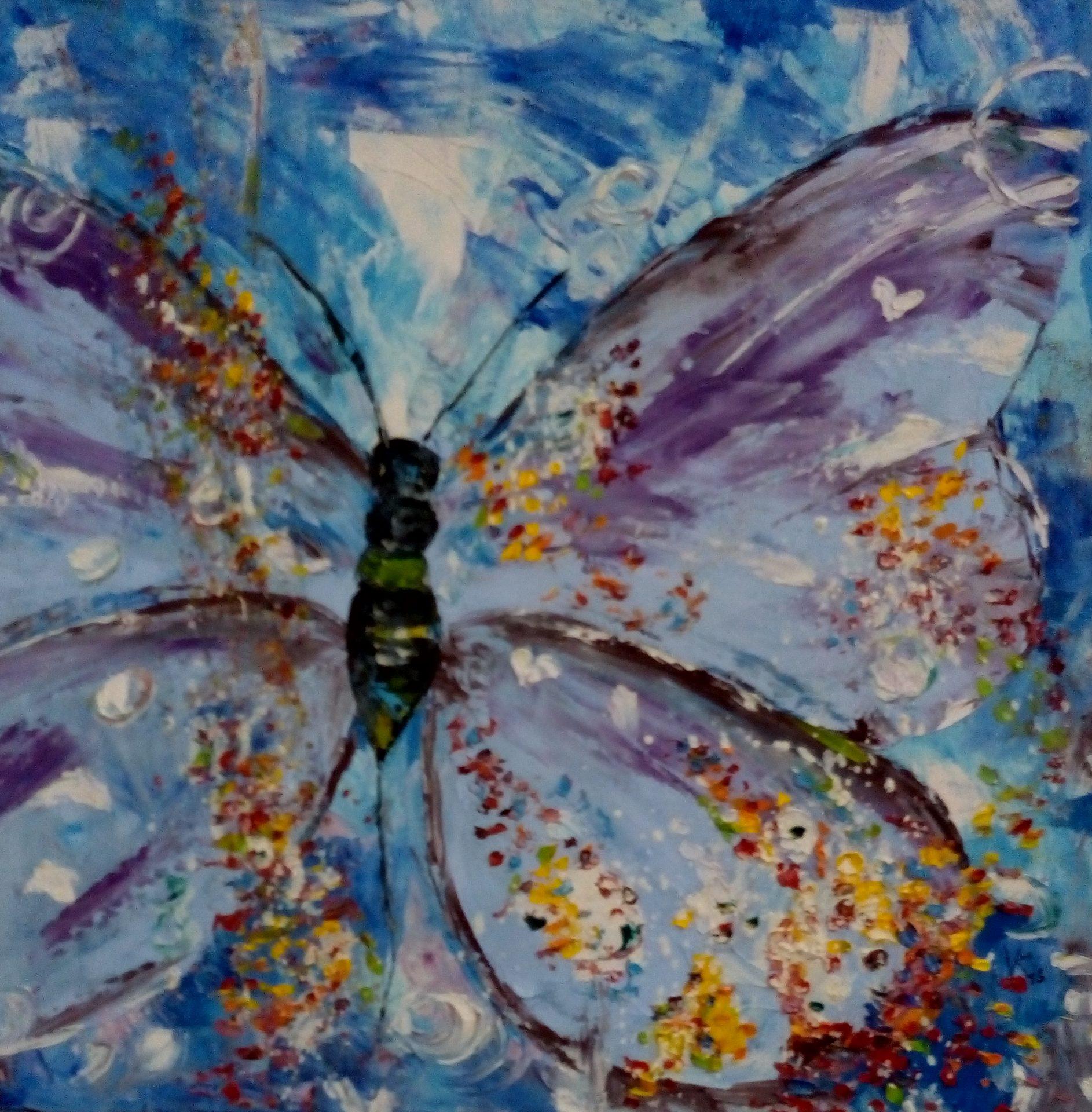 Katarina Vyskočilová-Motýľ